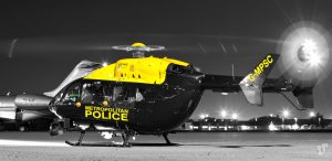 GMPSC Police Helicopter